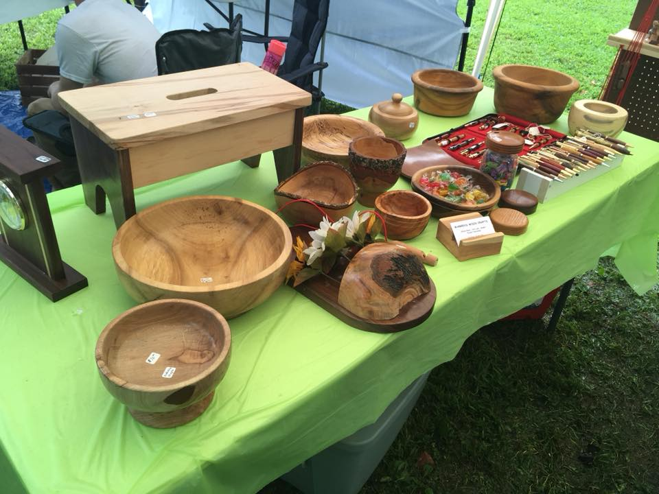 Virginia State Parks seeks Virginia artisans for Artisan Center