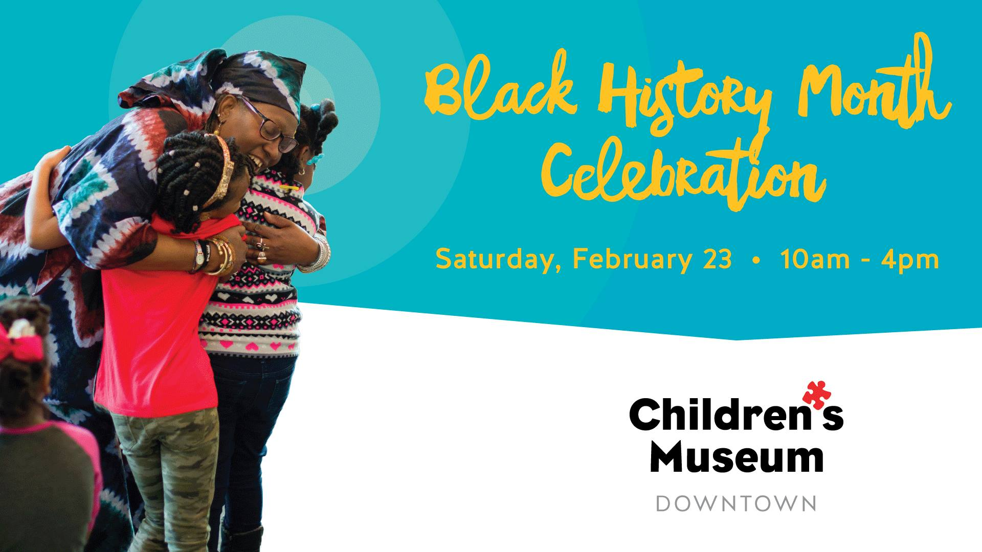Black History Month Celebration at the Children's Museum