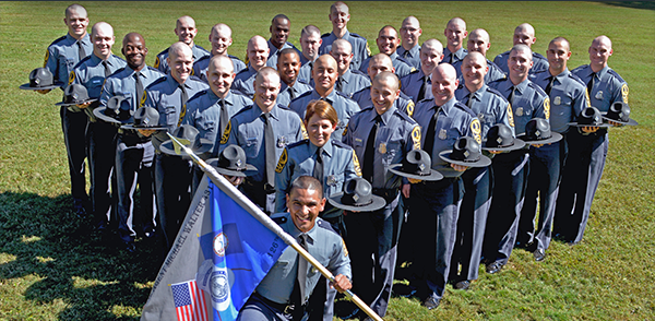 Virginia State Police Graduates 129th Generation of New Troopers