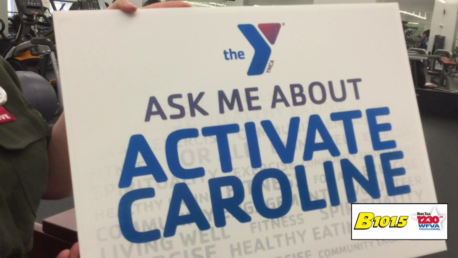 Activate Caroline:  It's about improving all areas of physical and mental health