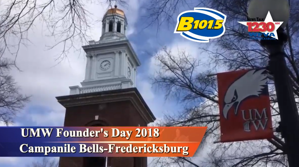 Looking Back:  110th Founders Day at UMW in 2018
