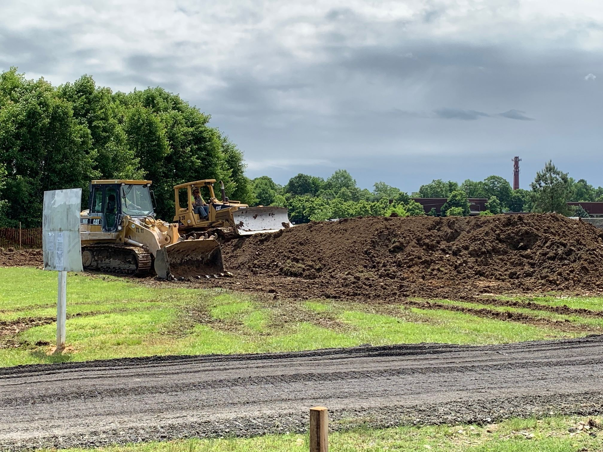 Work begins on Fredericksburg hockey rink
