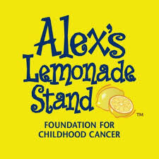 There's an Alex's Lemonade Stand fundraiser here locally this weekend