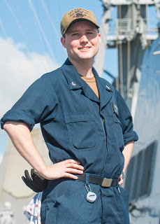 Fredericksburg native participates in multinational exercise in the Baltic Sea