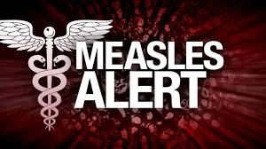 State health officials warn of measles exposure