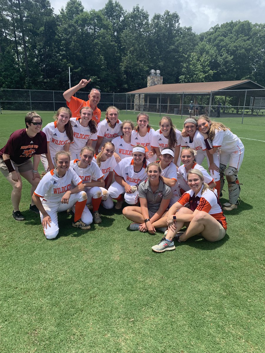 Mountain View to play today for softball state championship
