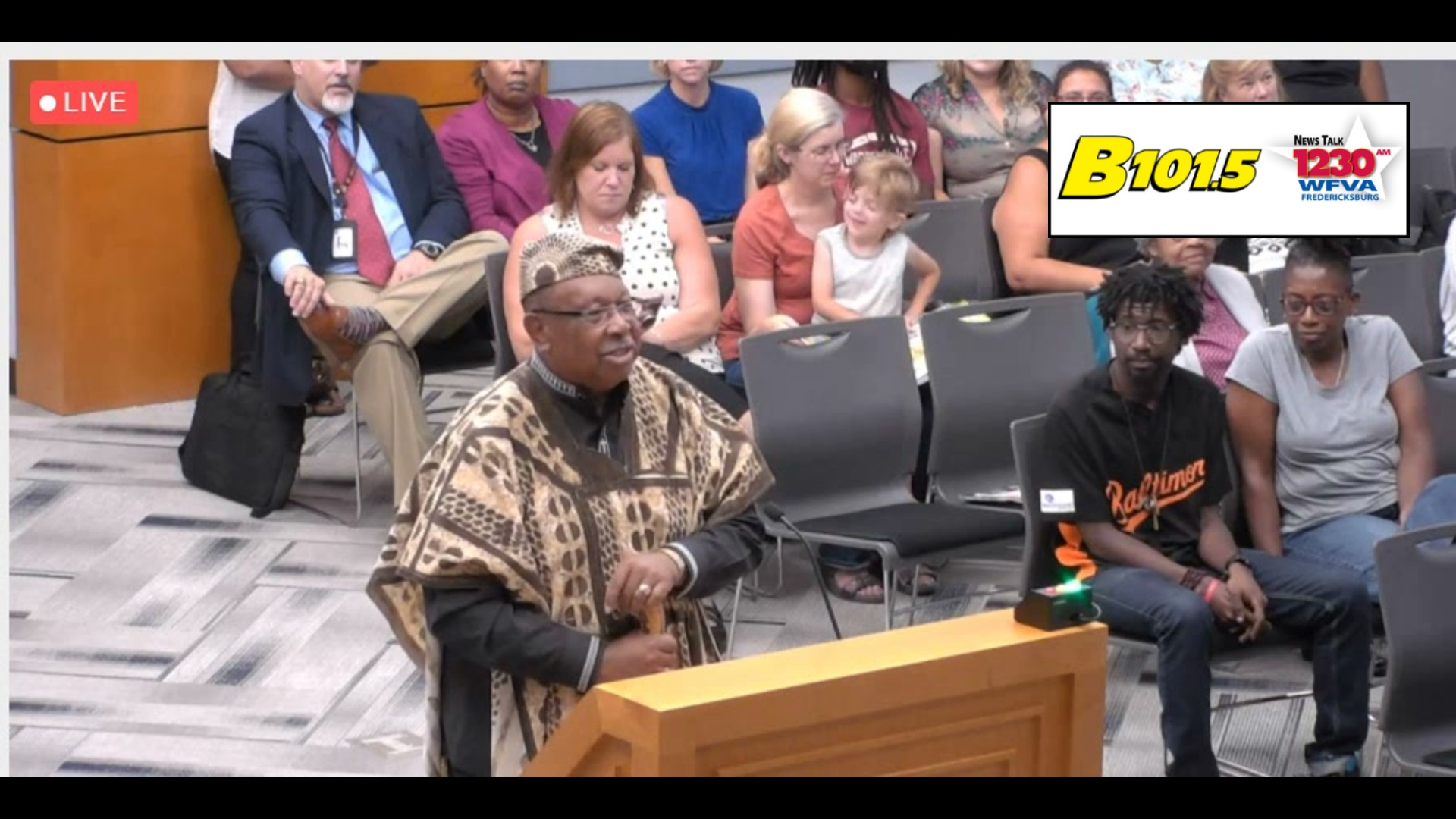 "Hashmel Turner asks City School Board–""Why are we still looking?"""