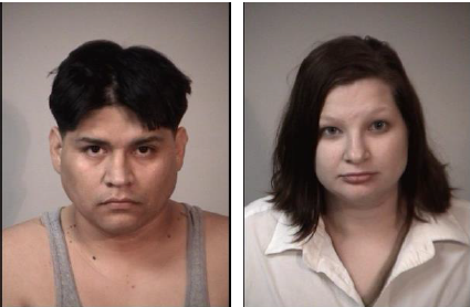 Saturation Saturday in Stafford: Couple arrested on DUI with 1 year old in car