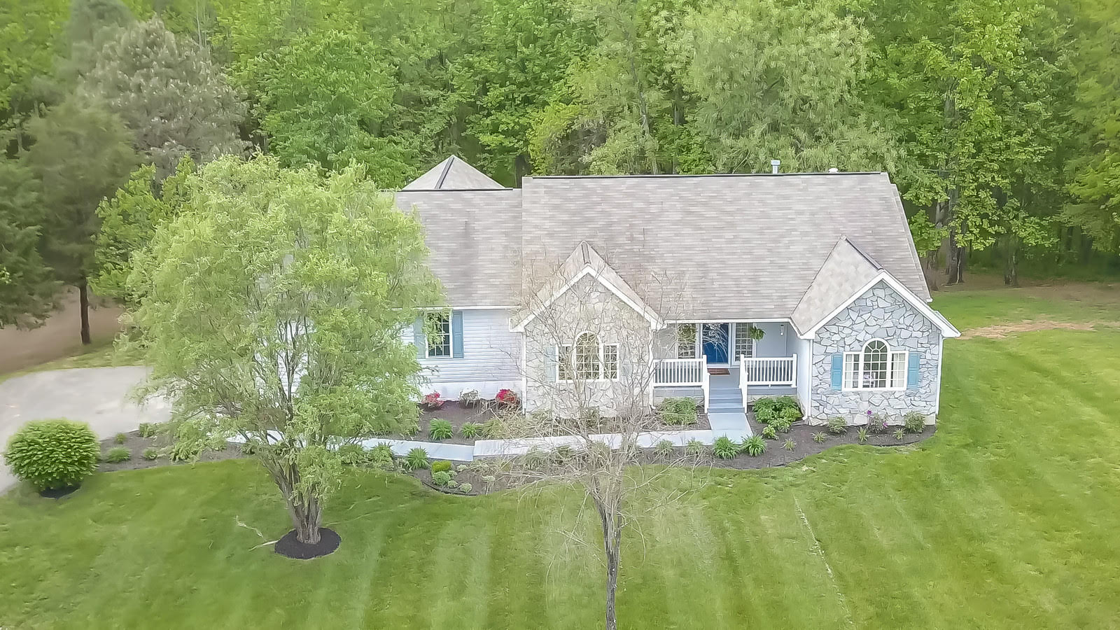 Home of the Week:  Over Five Picturesque Acres in Spotsylvania