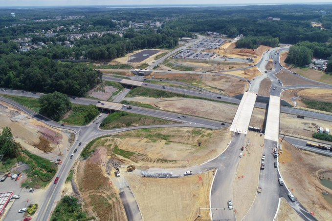 Another busy week for I-95 construction in the region