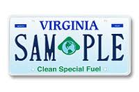 Changes for clean special fuel license plates on HOV lanes