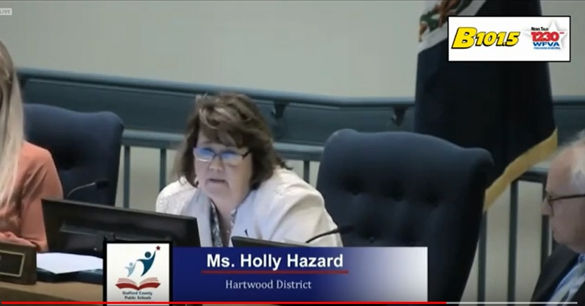 Divided Stafford School Board approves school equality policy
