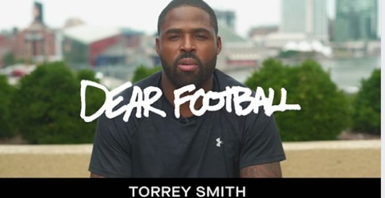 Torrey Smith announces he's retiring from the NFL