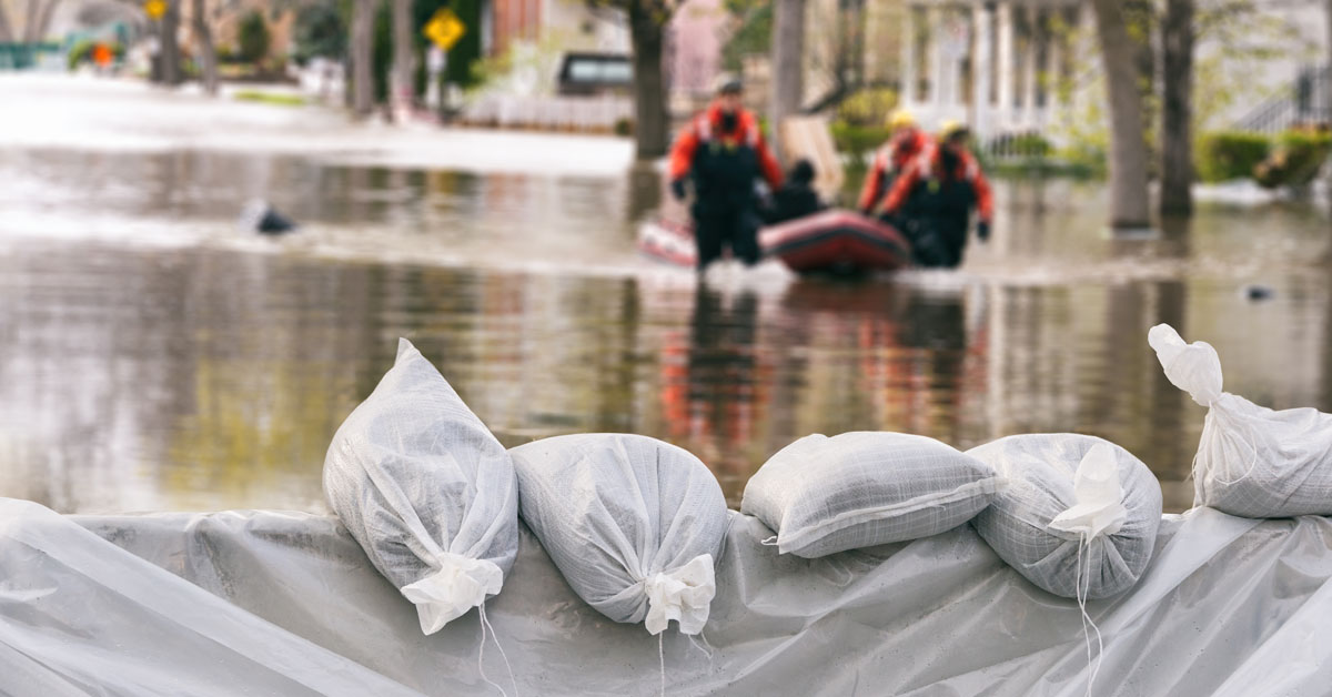 Surviving a Natural Disaster: Tech Tips and How Your iPhone® Device and Apps can Help