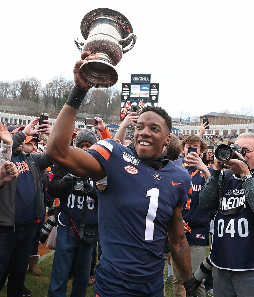 Hoos #1 in the ACC Coastal Division