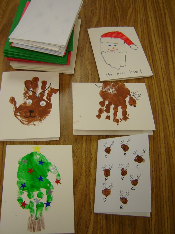 Operation Christmas Cards for the Troops taking cards thru Monday