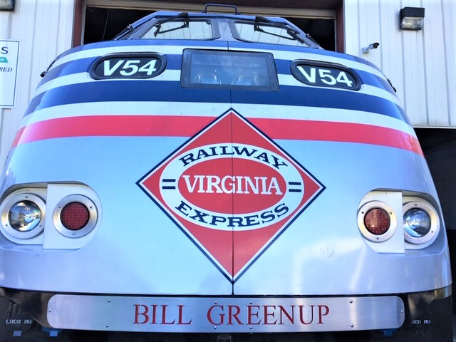 Late city mayor honored by VRE