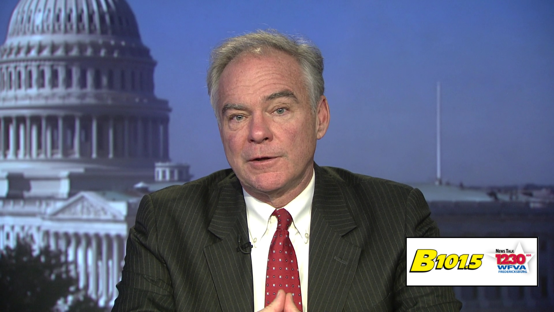 Kaine on raising the tobacco age and vaping
