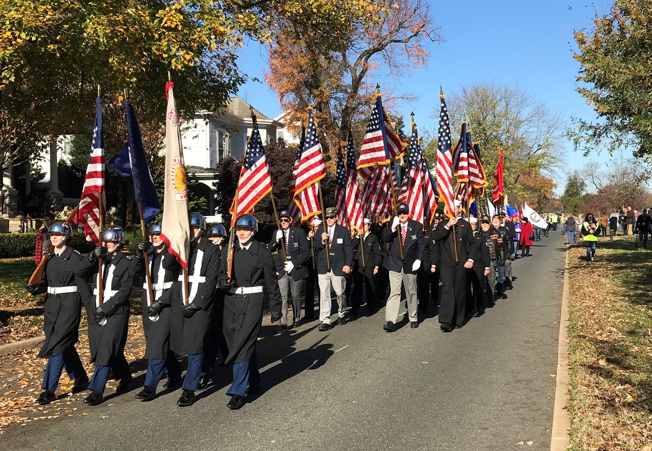 Veterans Day to be observed Monday in Fredericksburg