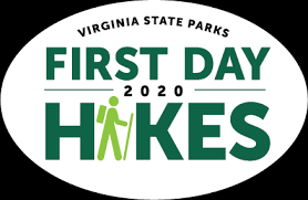 Set your sights on a healthy 2020 with a Jan. 1 hike in a Virginia State Park