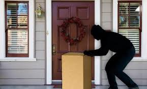"Are ""Porch Pirates"" stealing your holiday packages?"