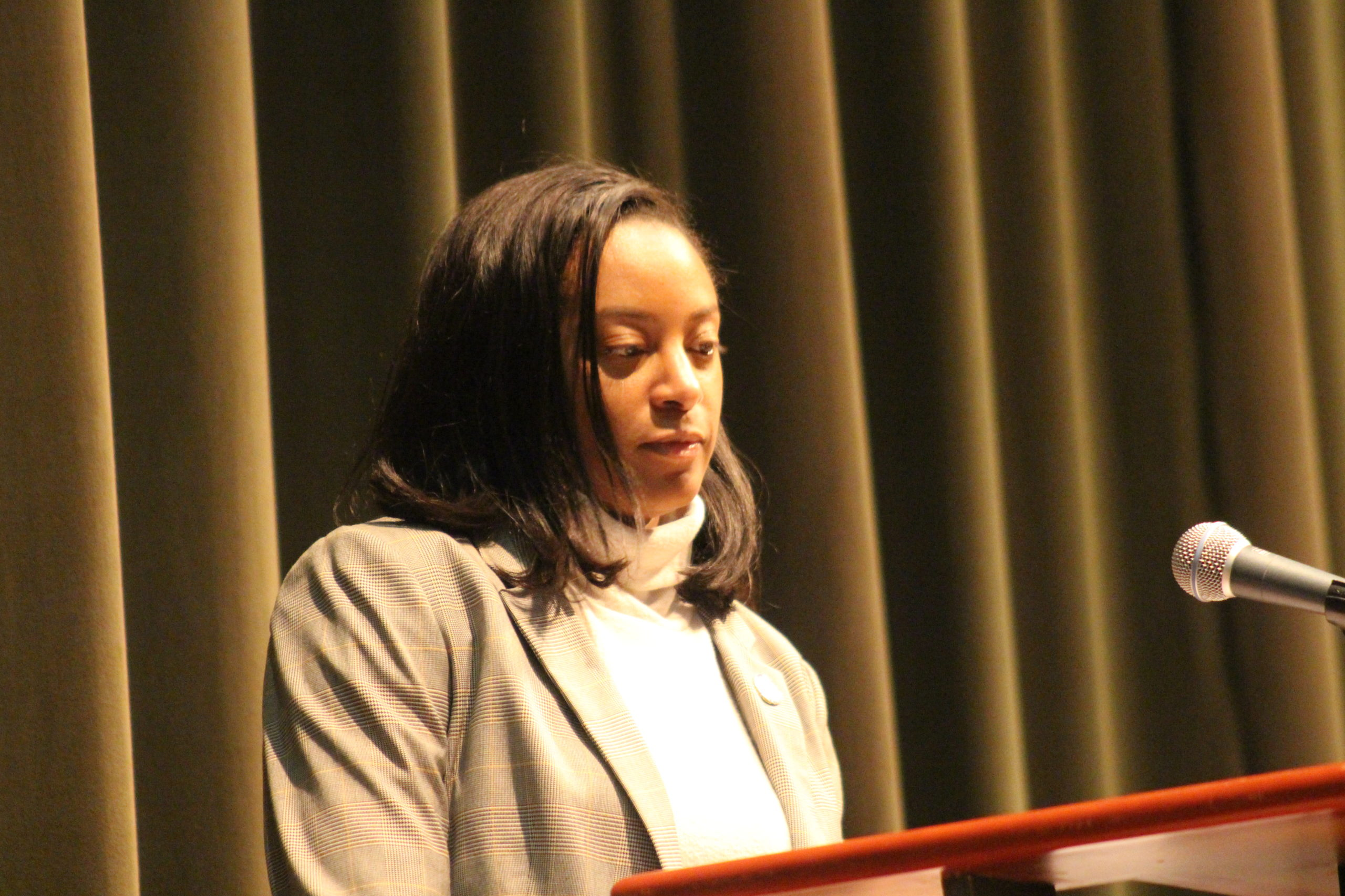 Delegate Jennifer Carroll Foy:  Still more of Dr. King's work to be done