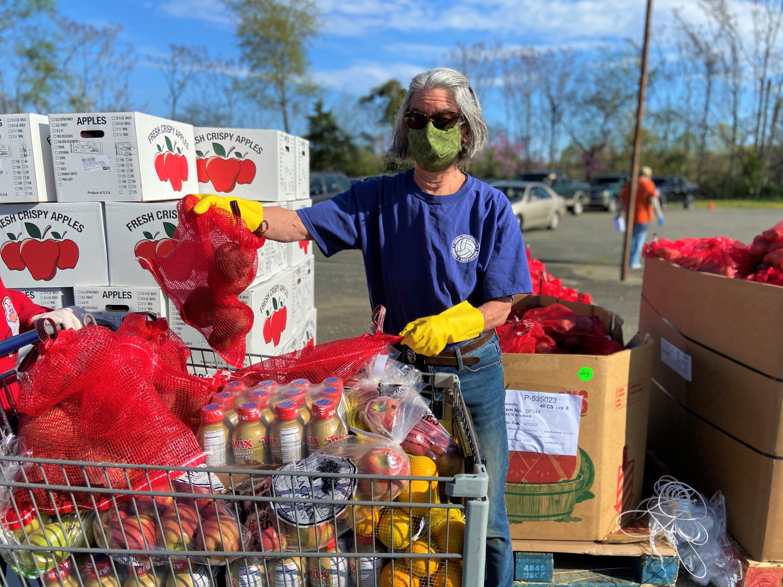 REC Cares: Community gives continue