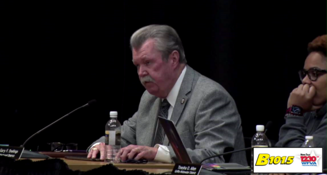 VIDEO:  Stafford Supervisors move downzoning vote to December 15th
