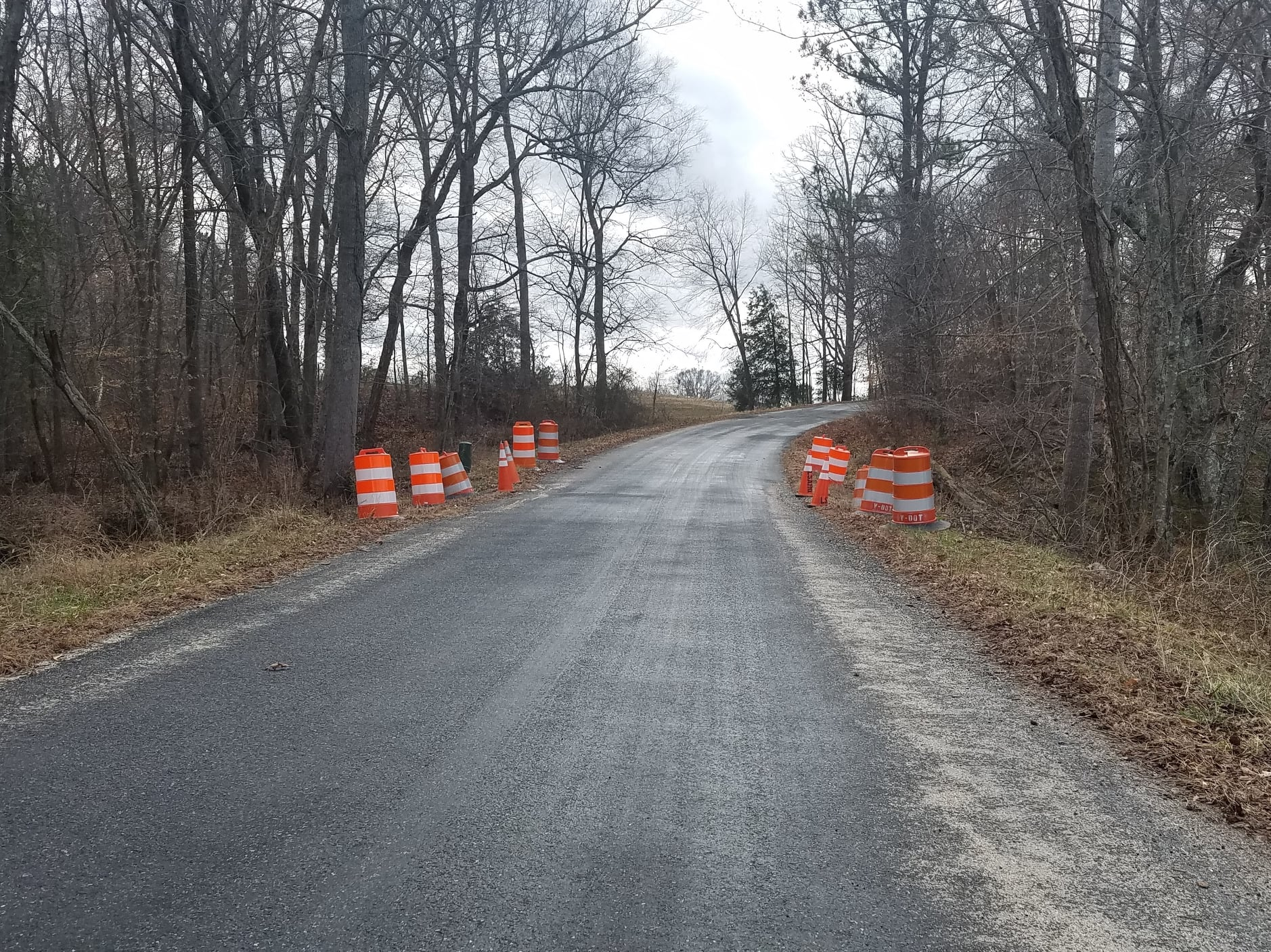 Route 677 Bridge over Herring Creek in Caroline to close Monday for pipe replacement