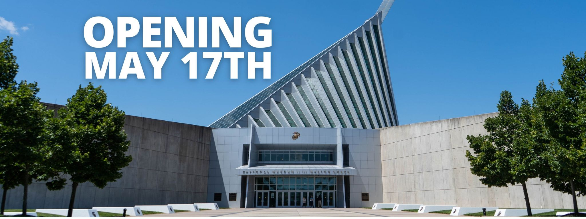 National Museum of the Marine Corps to reopen May 17th