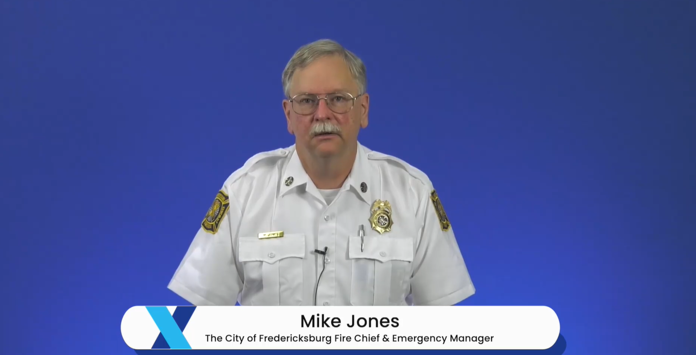 COVID update with City Police Chief Mike Jones