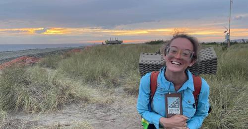 LISTEN:  Meegana Henry talks hiking with us from Oregon