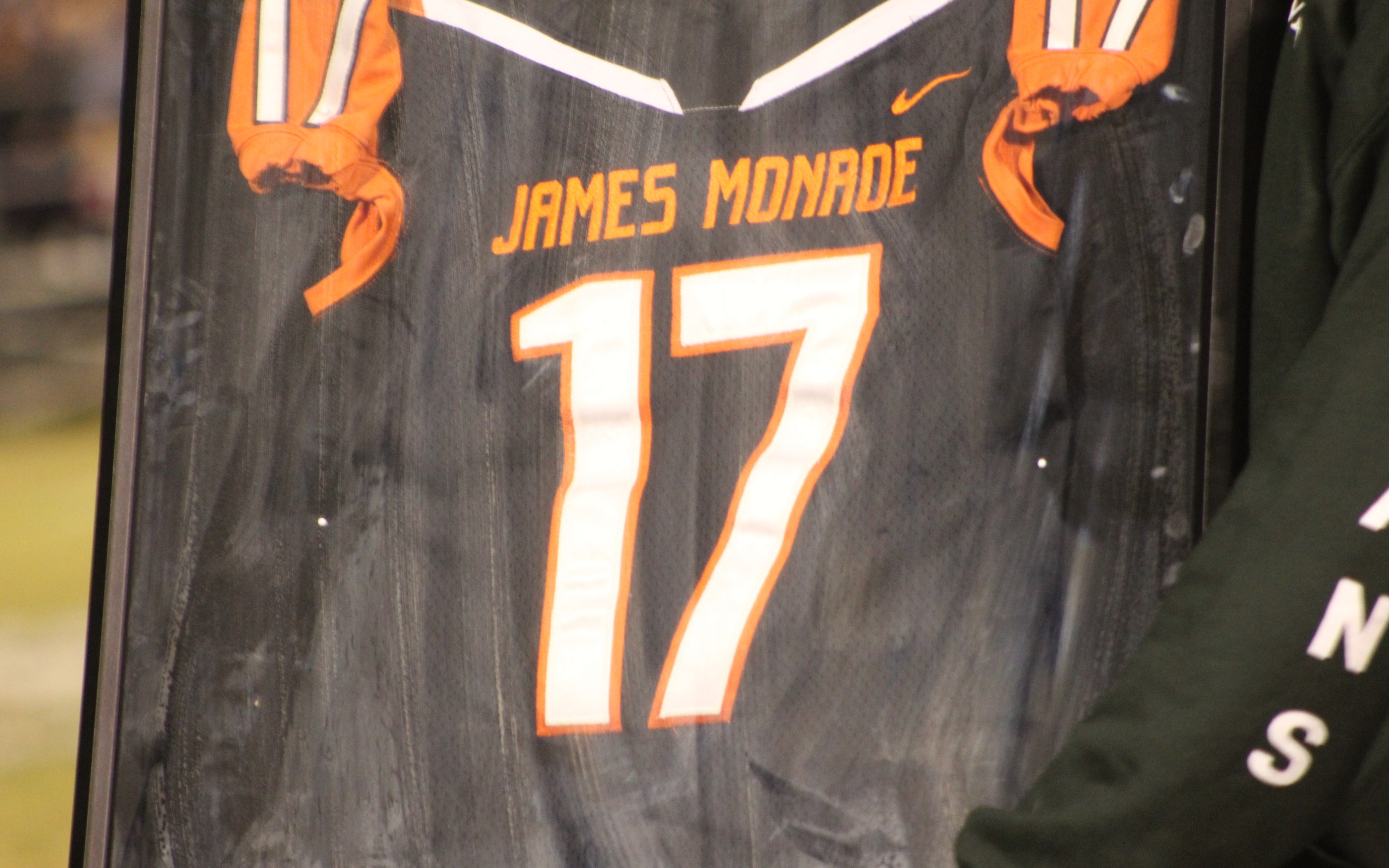 WATCH: JM honors and remembers Issac Evans